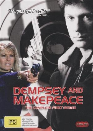 Dempsey And Makepeace  : The Complete 1st Series  - Tony Wharmby