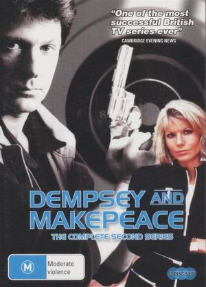 Dempsey and Makepeace  : The Complete Second Series  - Tony Wharmby
