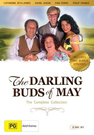 booktopia the darling buds of may the complete series. Black Bedroom Furniture Sets. Home Design Ideas