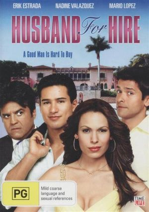 Husband for Hire : A Good Man Is Hard To Buy - Erik Estrada