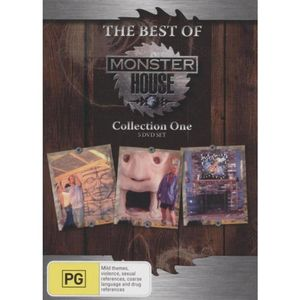 The Best of Monster House : Collection One : 5 Disc Set - Steve Watson