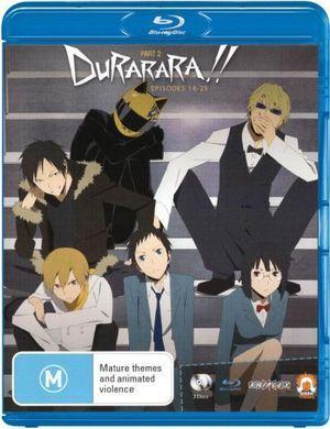 Durarara!! : Part 2 (Episodes 14 - 25) - Kana Hanazawa