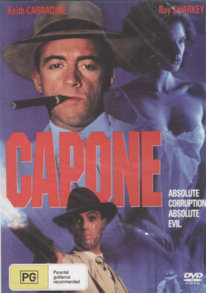 Capone - Keith Carradine