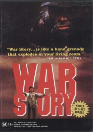 War Story : Winner Of 5 Ace Awards - Tom Gunnee