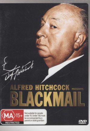 Blackmail - Anny Ondra