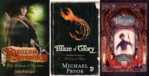 an analysis of blaze of glory a fantasy novel by michael pryor Michael pryor has published more than twenty-five fantasy books and over forty short stories blaze of glory michael pryor $1799.