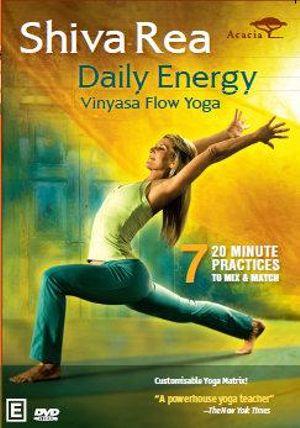 Shiva Rea-Vinyasa Flow Yoga - Shiva Rea
