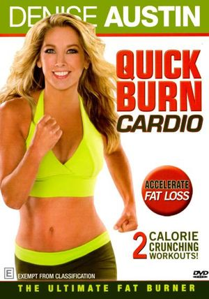 Denise Austin : Quick Burn Cardio - Denise Austin