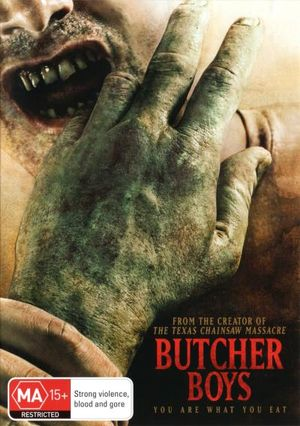 Butcher Boys - Ali Faulkner