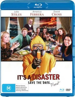 It's a Disaster (Blu-ray/DVD) - Julia Stiles