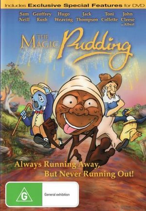 The Magic Pudding - John Laws