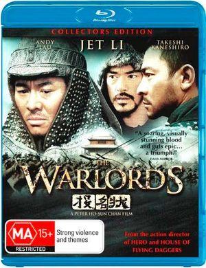 The Warlords - Jet Li
