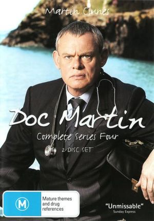 Doc Martin : Series 4 (2 Discs) - Caroline Catz