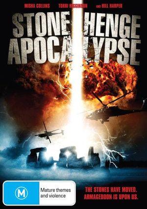 Stonehenge Apocalypse - Misha Collins