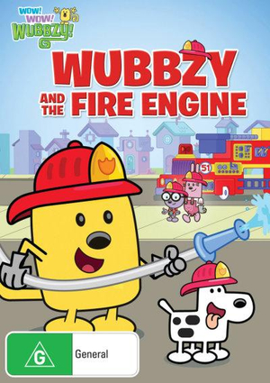 Wubbzy and the Fire Engine - Steve Daye