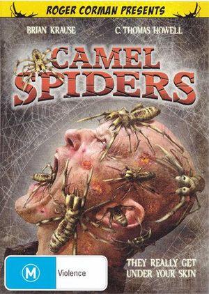 Melissa brasselle camel spiders
