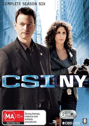 CSI : NY - Season 6 - Carmine Ciovinazzo