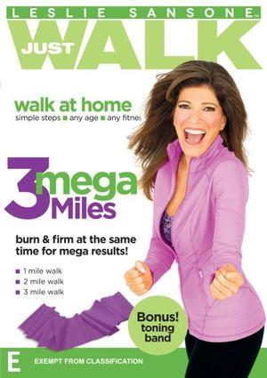 Leslie Sansone : Just Walk - 3 Mega Miles - Leslie Sansone