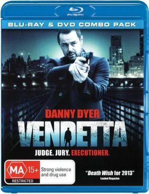 Vendetta (Blu-ray/DVD) - Danny Dyer