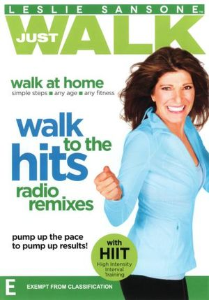 Leslie Sansone Just Walk : Walk to the Hits Radio Remixes - Leslie Sansone