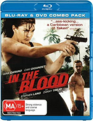 In the Blood (Blu-ray/DVD) - Gina Carano