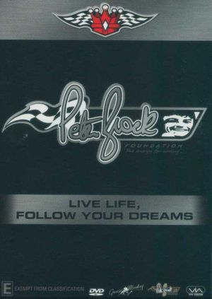 Live Life Follow Your Dreams : Peter Brock DVD - Glenn Manton