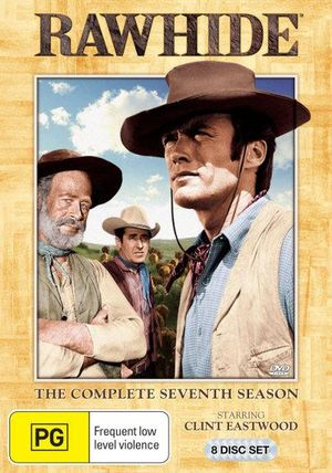 Rawhide : Season 7 - James Murdock