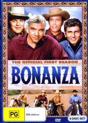 Bonanza : Season 1 - Dan Blocker