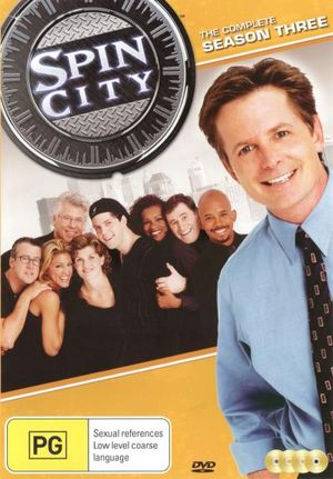 Spin City : Season 3 - Michael J. Fox