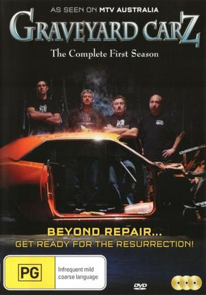 Graveyard Carz : Season 1 - Royal Yoakum