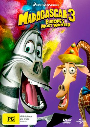 Madagascar 3 : Europe's Most Wanted - Ben Stiller