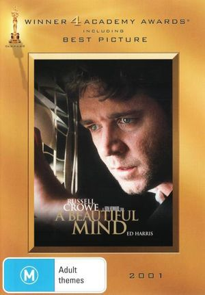 A Beautiful Mind :  (2 Disc Academy Awards) - Russell Crowe