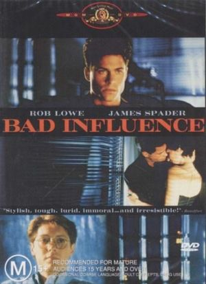 Bad Influence on DVD. Buy new DVD & Blu-ray movie releases ...