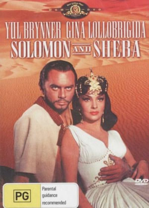 Soloman And Sheba - Yul Brynner