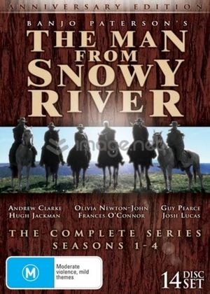 The Man from Snowy River : The Complete Collection (Seasons 1 - 4) - Andrew Clarke