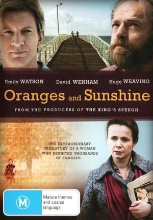 Oranges and Sunshine - Emily Watson