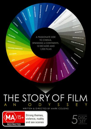 The Story of Film : An Odyssey (5 Discs) - Haskell Wexler
