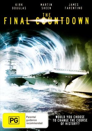 The Final Countdown - Kirk Douglas