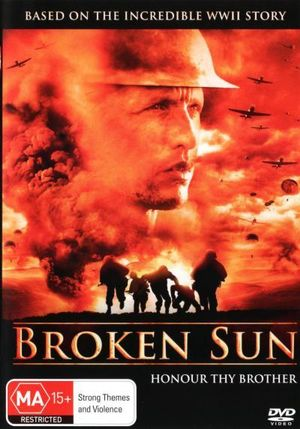 Broken Sun - Mark Redpath