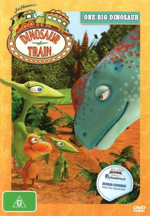 Jim Hensons Dinosaur Train : One Big Dinosaur