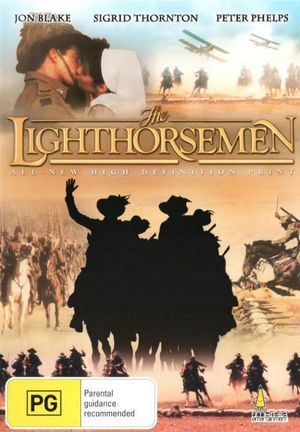 The Lighthorsemen - John Larking
