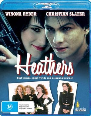 Heathers : Best Friends, Social Trends And Occasional Murder - Lisanne Falk