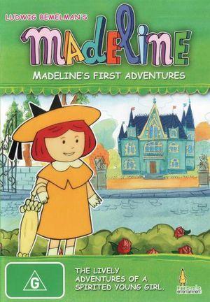 Madeline's First Adventures : Madeline