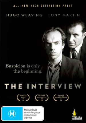 The Interview - Michael Caton