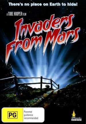 invaders from mars dvd - photo #9