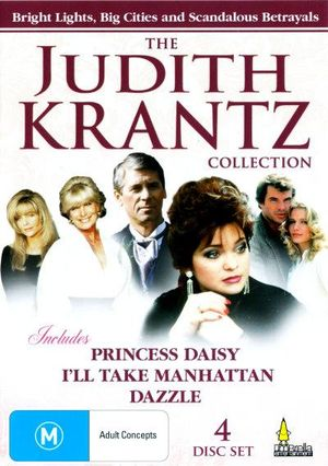 The Judith Krantz Collection : Princess Daisy/I'll Take Manhattan/Dazzle - Lisa Hartman