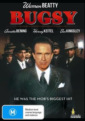 Bugsy : He Was The Mob's Biggest Hit - Annette Bening