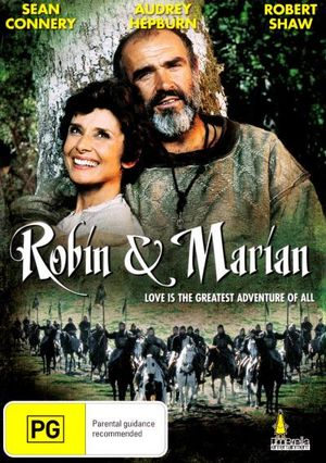 Robin And Marian : Love Is The Greatest Adventure Of All - Robert Shaw