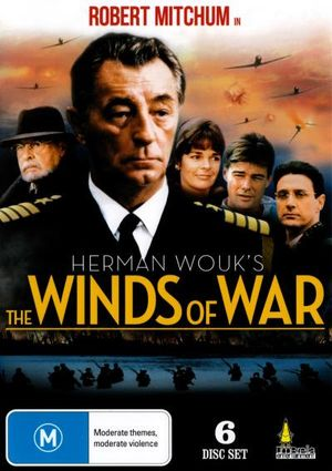 The Winds of War - Robert Mitchum