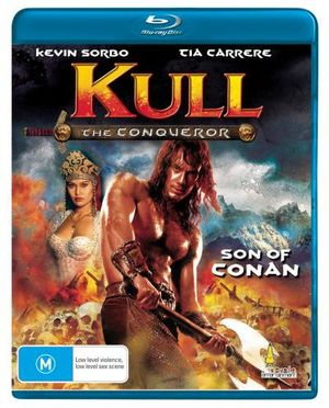 Kull The Conqueror : Son Of Conan - Harvey Fierstein